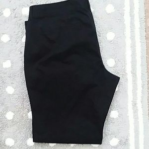 Old Navy Black Pants Size 14 Short